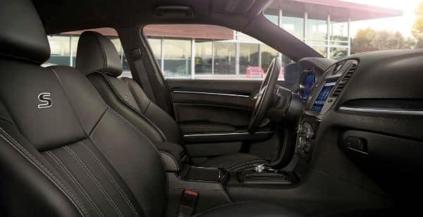 Chrysler 300 Interior Front Seating