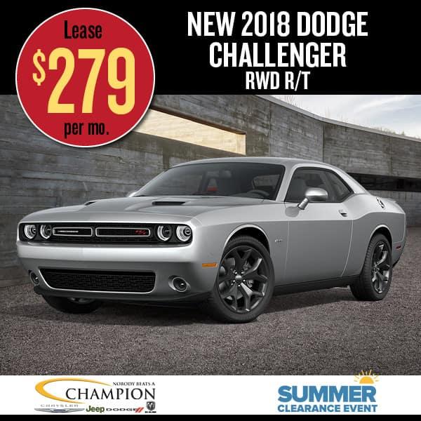 Dodge Challenge Special