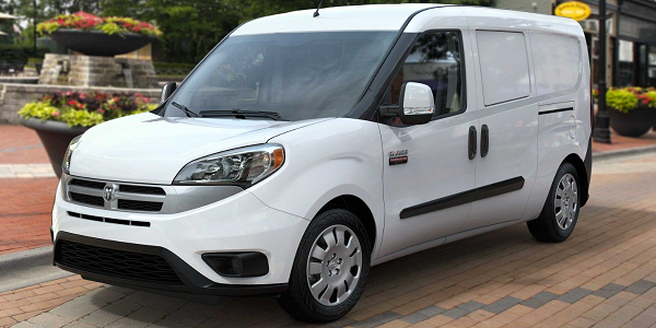 New RAM ProMaster City