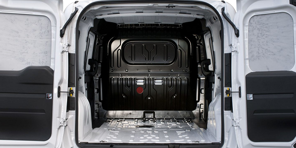 RAM ProMaster City Interior