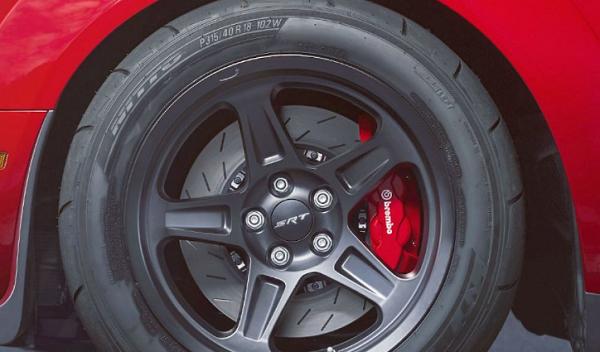 Dodge tire