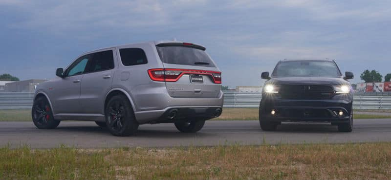 2018 Dodge Durango Champion CDJR Lebanon, IN