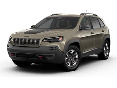 2019 Jeep Cherokee Trailhawk 4x4 I4