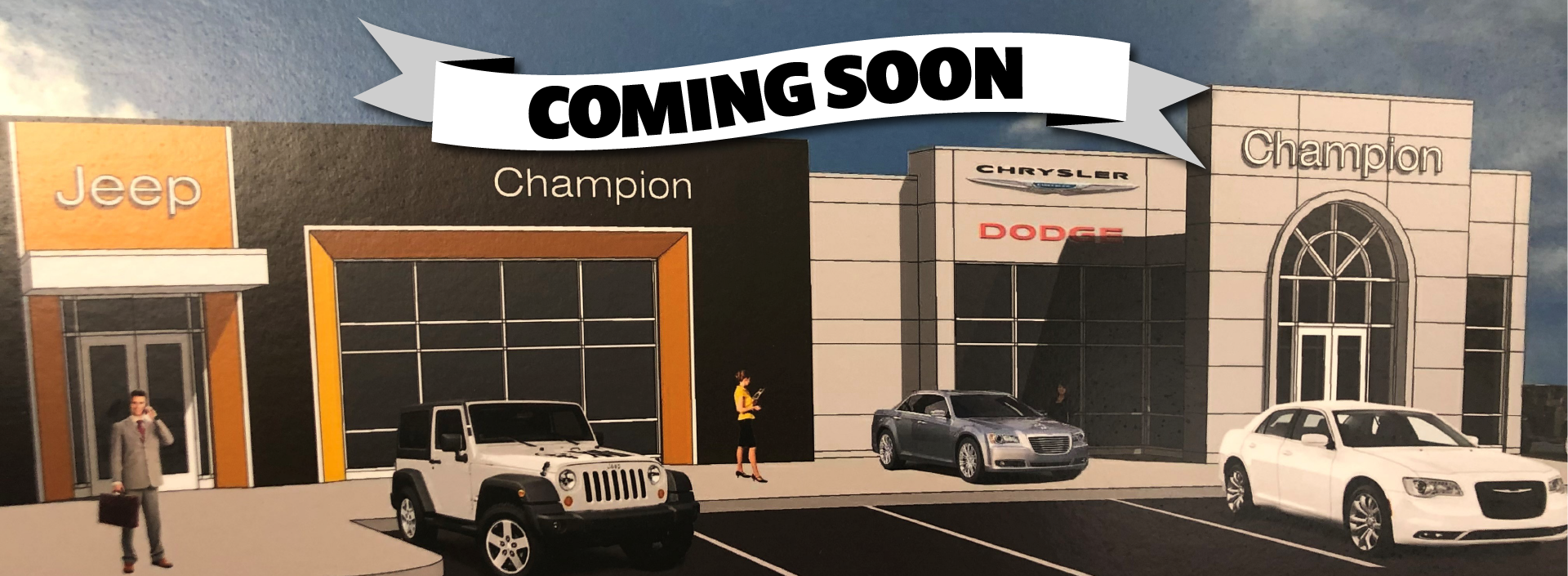 New Storefront Coming Soon!