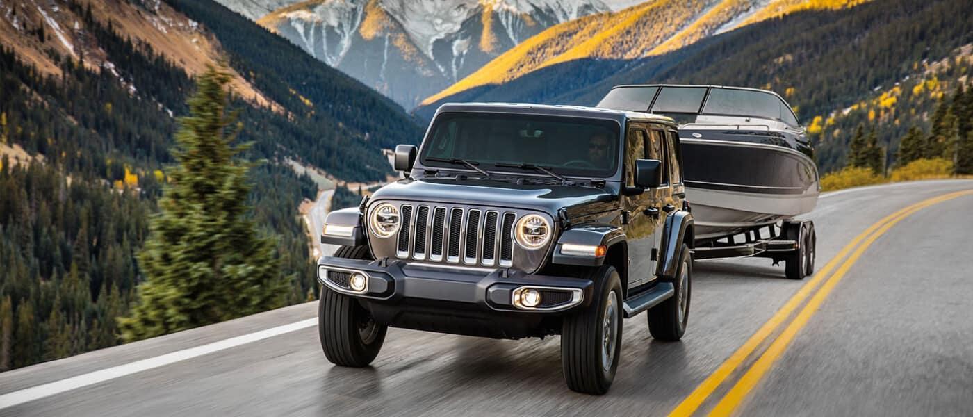 2020 Jeep Wrangler Sport Vs Sport S Vs Sahara