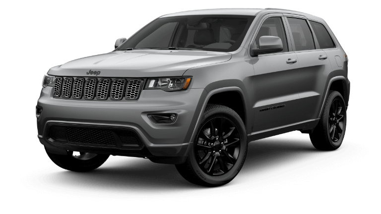 2020 Jeep Cherokee Altitude in light gray