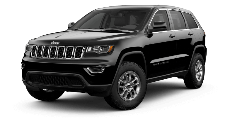 2020 Jeep Grand Cheerokee Laredo in white