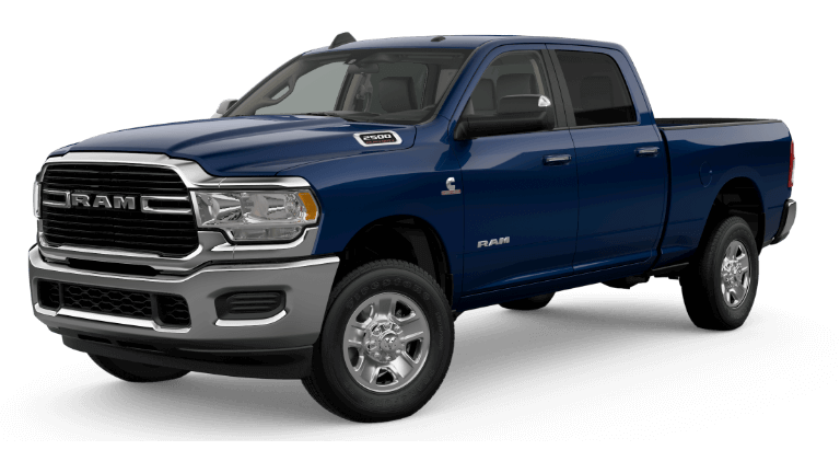 2019 Ram 2500 - Patriot Blue