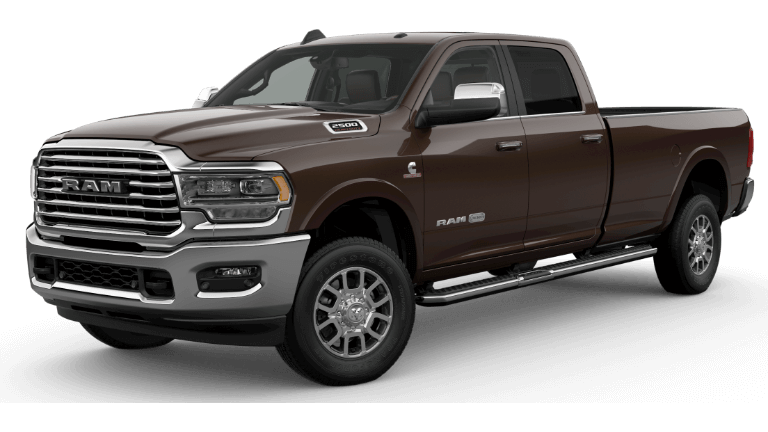2019 Ram 2500 Laramie Longhorn - Walnut Brown