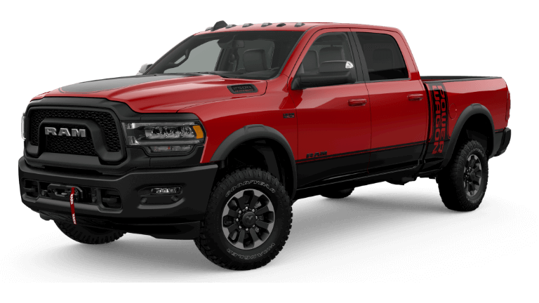 2019 Ram 2500 Power Wagon - Flame Red