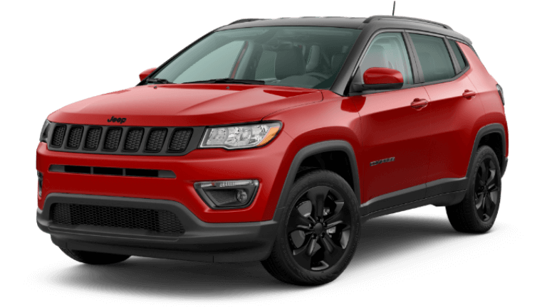 2020 Jeep Compass Altitude - Redline
