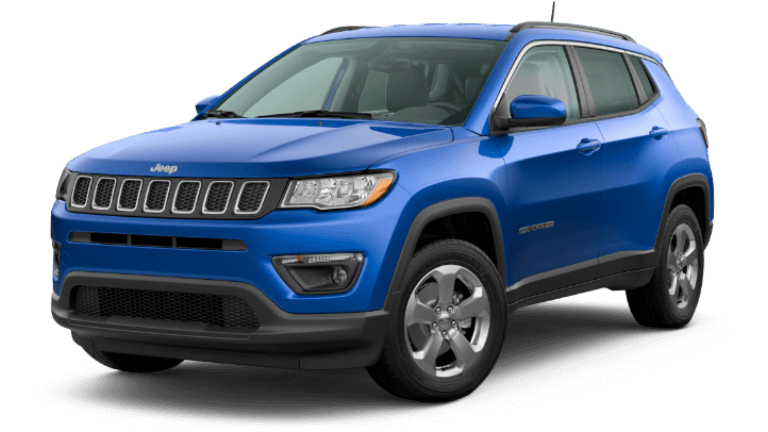 2020 Jeep Compass Latitude - Laser Blue