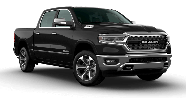 2020 Ram 1500 Limited - Diamond Black