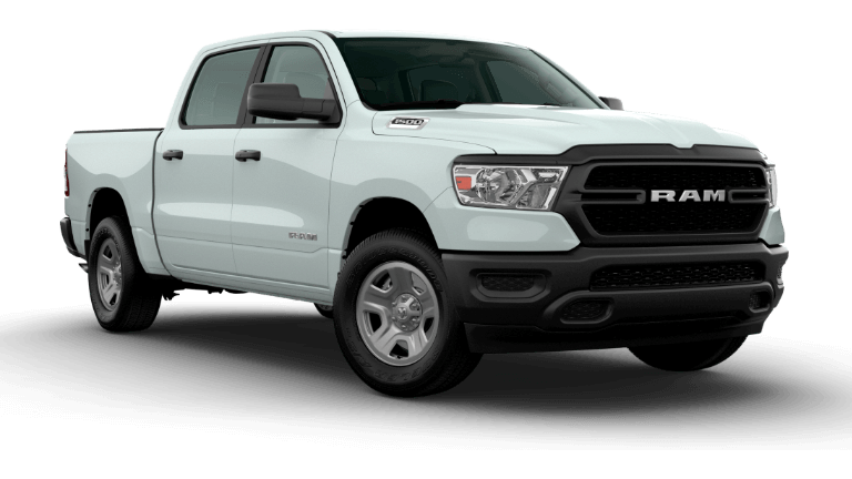 2020 Ram 1500 Tradesman - Bright White