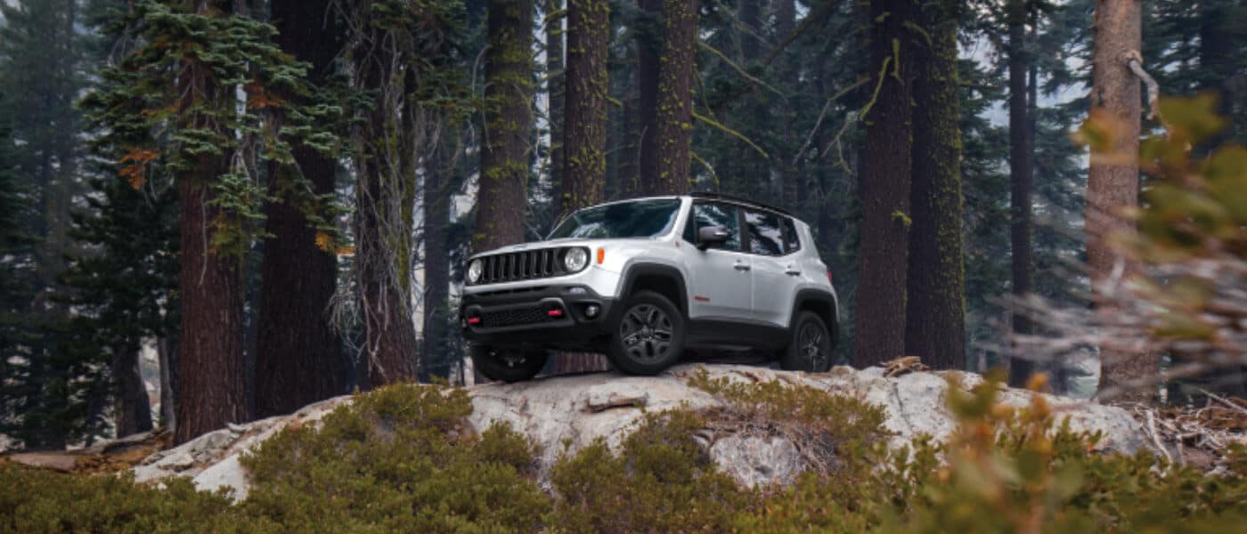 2020 Jeep Renegade Trim Comparison