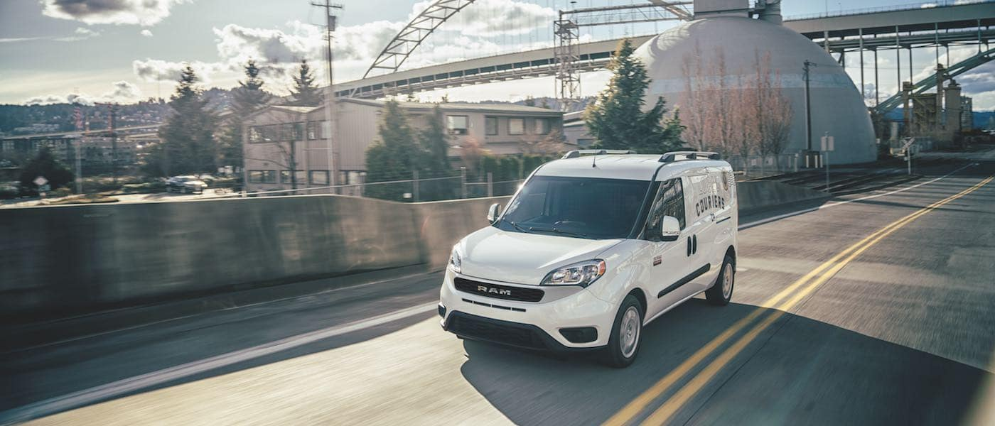 2020 Ram ProMaster 1500 vs. Mercedes Sprinter 1500 vs. Ford Transit