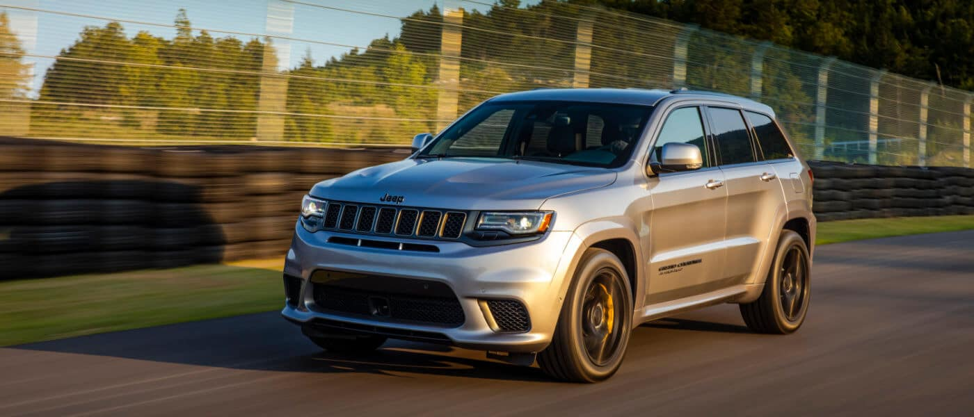 2020 Jeep Grand Cherokee vs. 2020 Ford Explorer