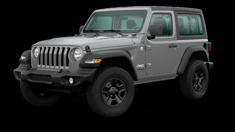 2020 Jeep Wrangler S