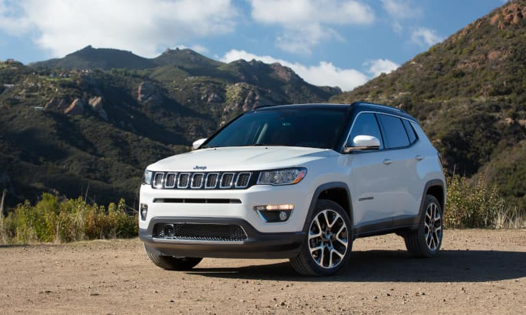 2020 Jeep Compass exterior