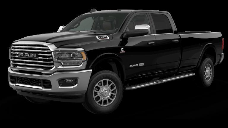 2020 Ram 2500 Laramie Longhorn®