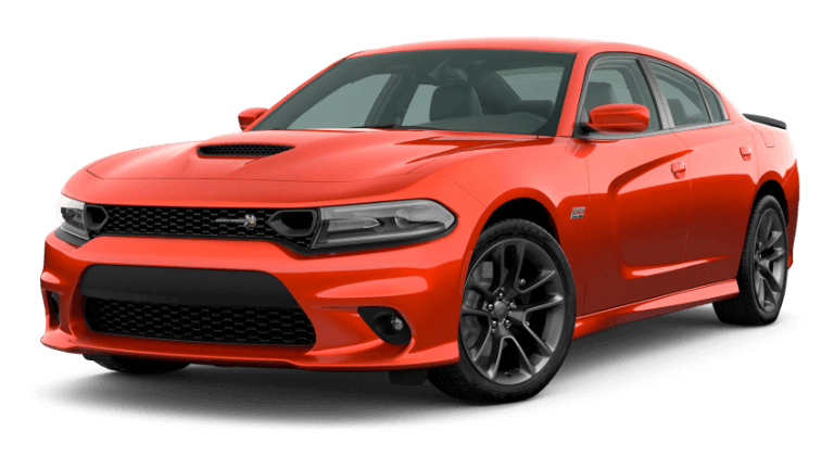 2020 Dodge Charger RT Scat Pack