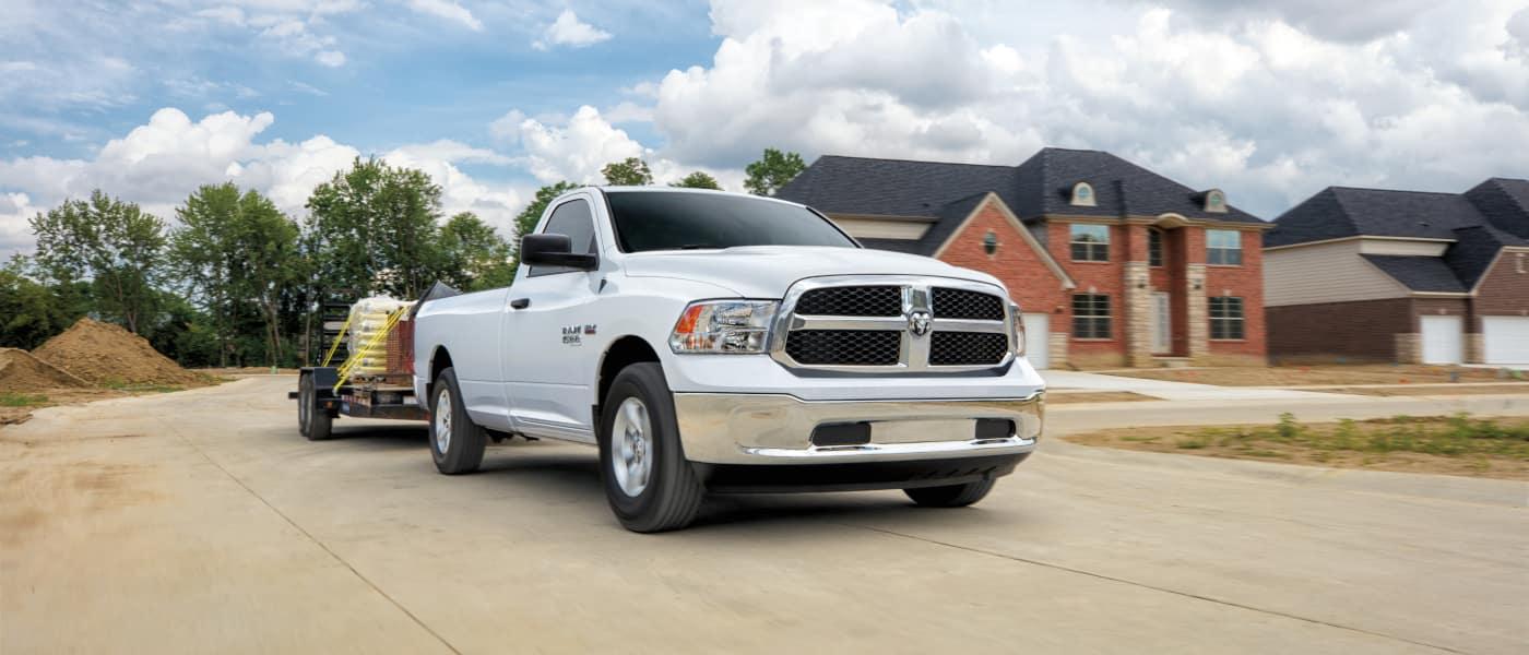 2020 Ram 1500 exterior