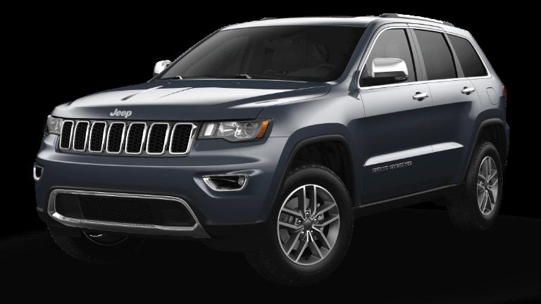 2021 Jeep Grand Cheerokee Limited