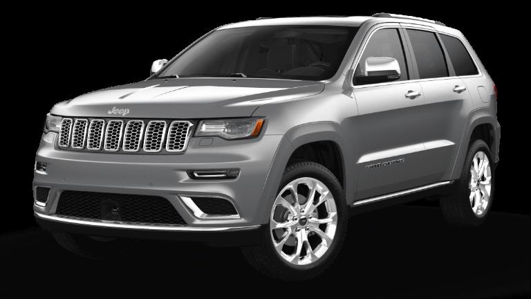 2021 Jeep Grand Cheerokee Summit