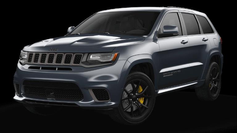 2021 Jeep Grand Cheerokee Trackhawk