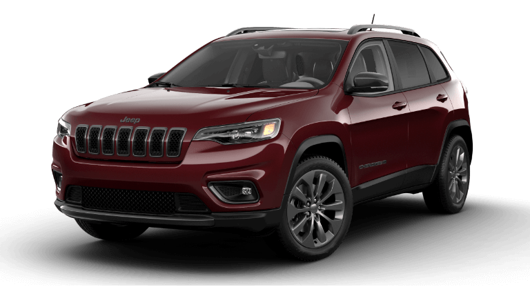 2021 Jeep Cherokee 80th Anniversary