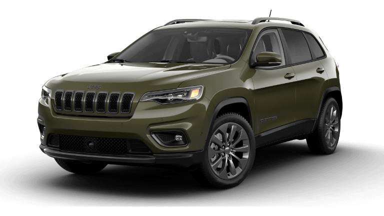 2021 Jeep Cherokee High Altitude