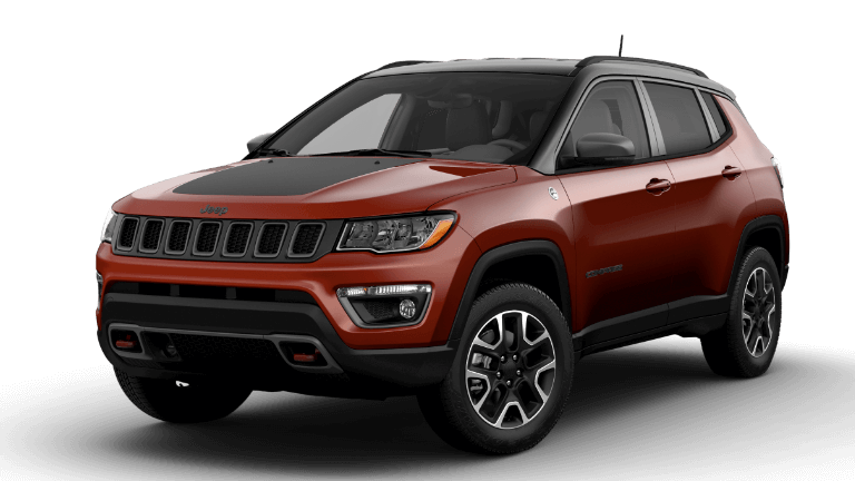 2021 Jeep Compass Trailhawk®