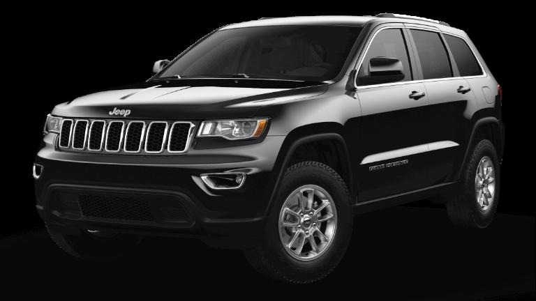 2021 Jeep Grand Cherokee Laredo E - Diamond Black