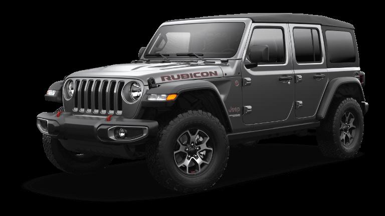 2021 Jeep Wrangler Rubicon Granite Crystal Jellybean
