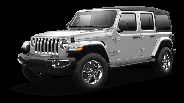 2021 Jeep Wrangler Sahara Sting Gray Jellybean