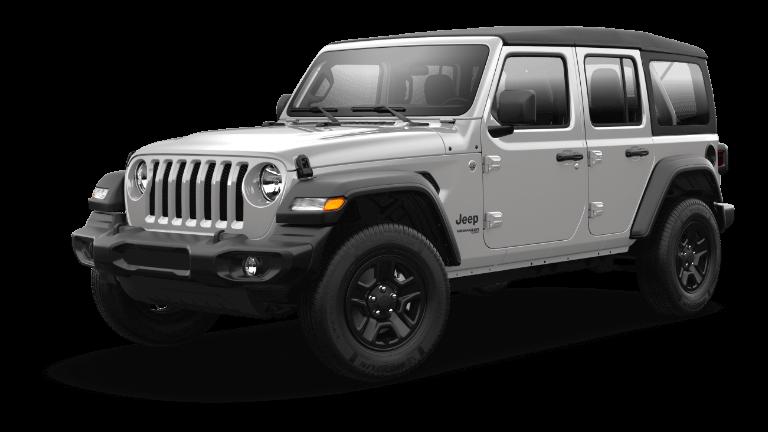 2021 Jeep Wrangler Sport Sting Gray Jellybean