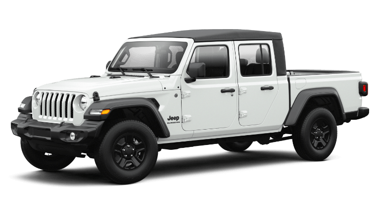2021 Jeep Gladiator Sport Lease Deal in Indianapolis, IN