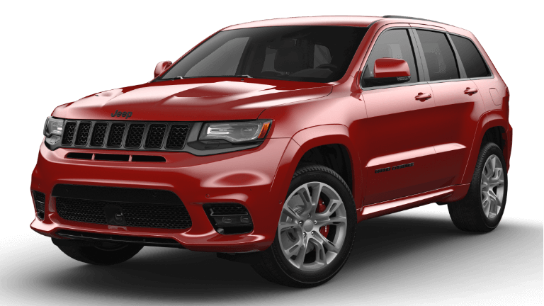 2021 Jeep Grand Cherokee SRT