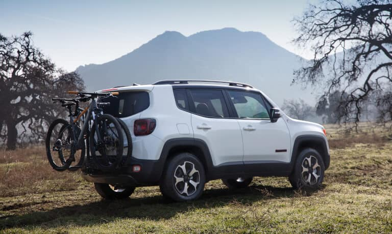 2021 Jeep Renegade Features