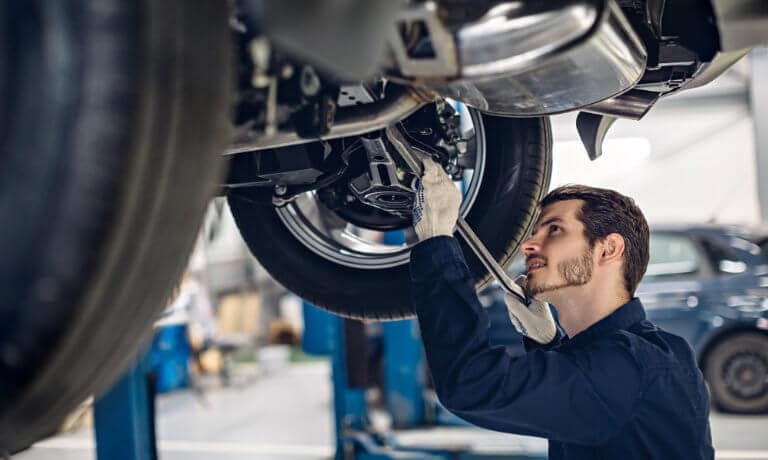 Champion Chrysler, Jeep, Dodge, Ram Oil Change Service in Indianapolis, IN