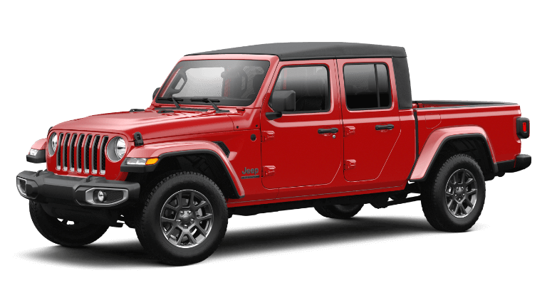 2021 2021 Jeep Gladiator 80th Anniversary