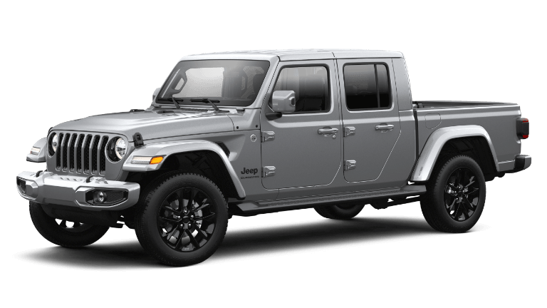 2021 2021 Jeep Gladiator High Altitude