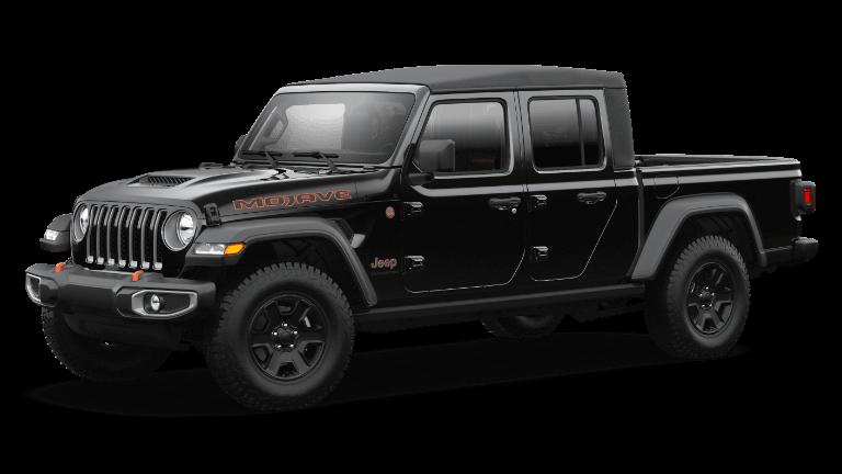2021 2021 Jeep Gladiator Mojave