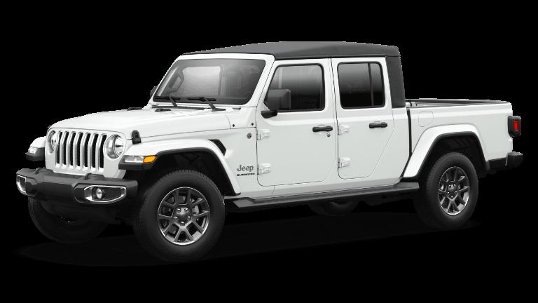 2021 2021 Jeep Gladiator Overland