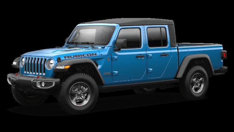2021 2021 Jeep Gladiator Rubicon
