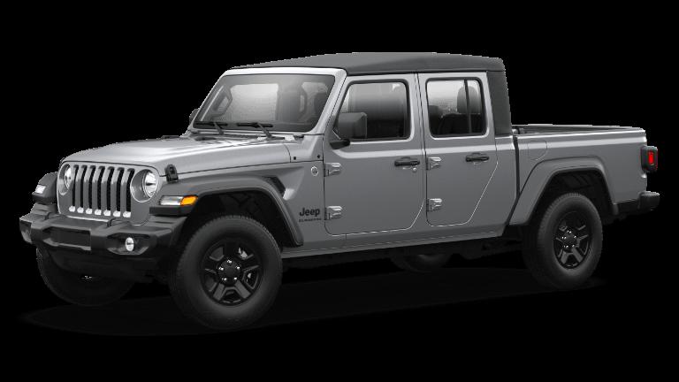 2021 2021 Jeep Gladiator Sport