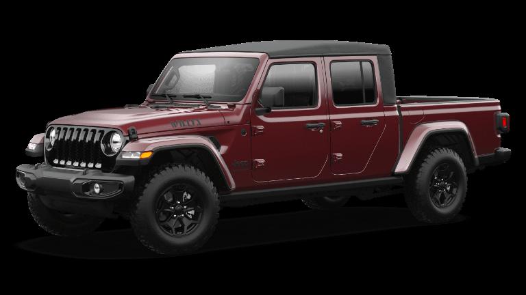 2021 2021 Jeep Gladiator Willys Sport