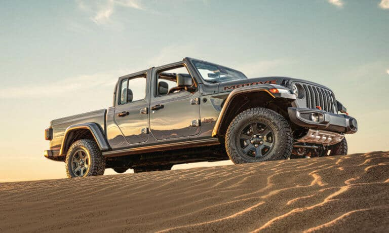 picture of 2021 Jeep Gladiator exterior