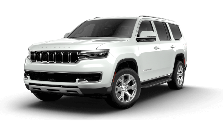 2022 Jeep Wagoneer Series II Trim Options in Indianapolis, IN