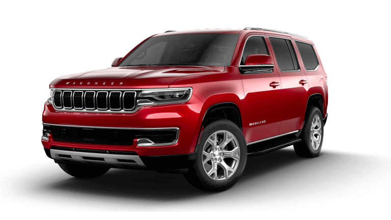 picture of 2022 Jeep Wagoneer SUV Color Options in Indianapolis, IN